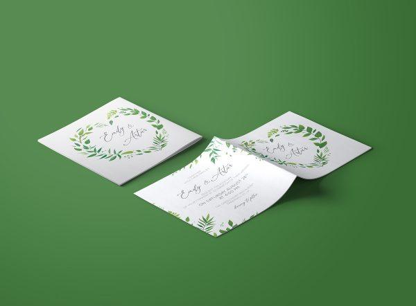 Wedding Booklets