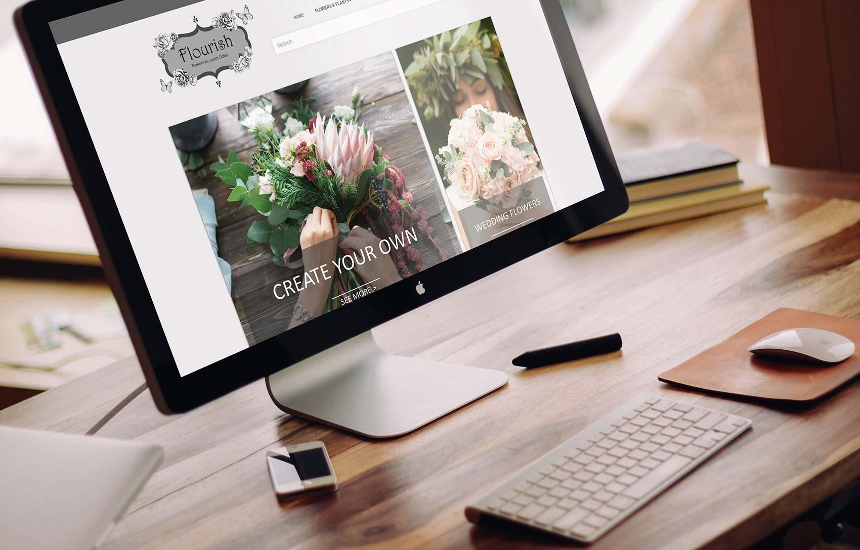 Portfolio - flourish-desktop