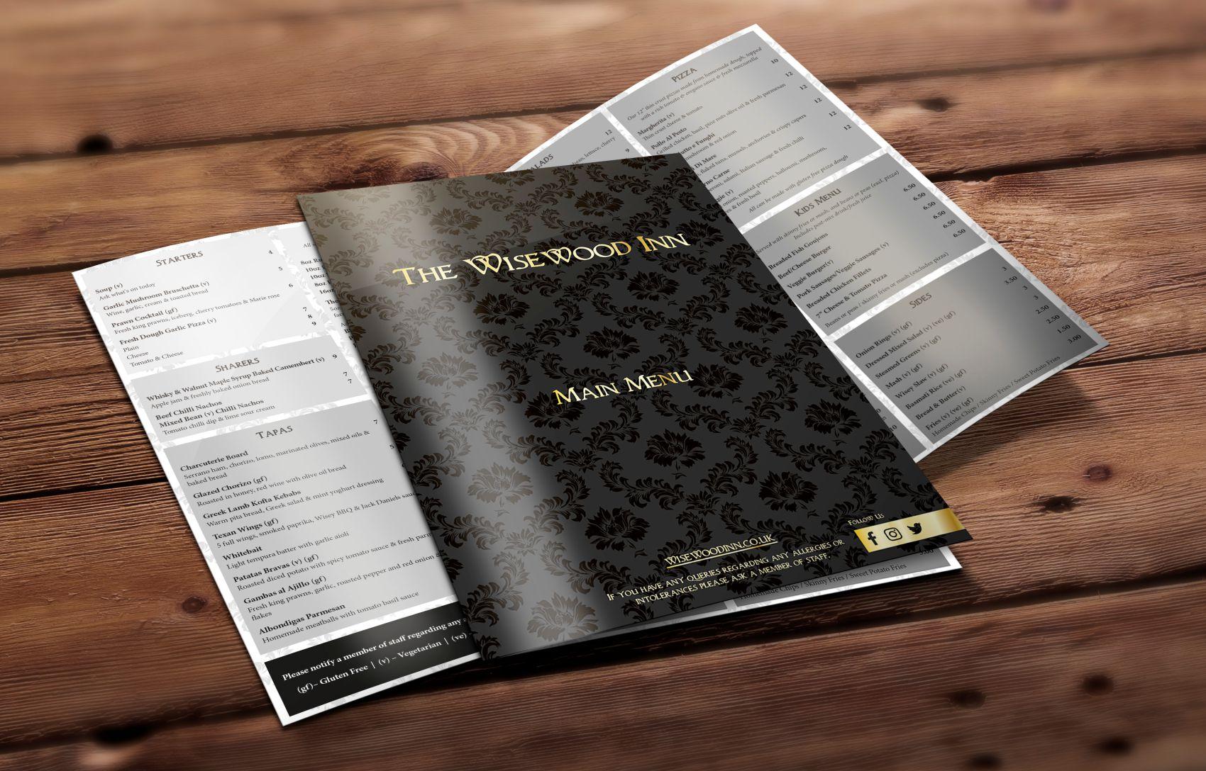 Menu-Design-Mockup-Wisewood-Inn