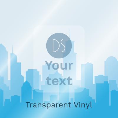 Gloss Transparent Vinyl
