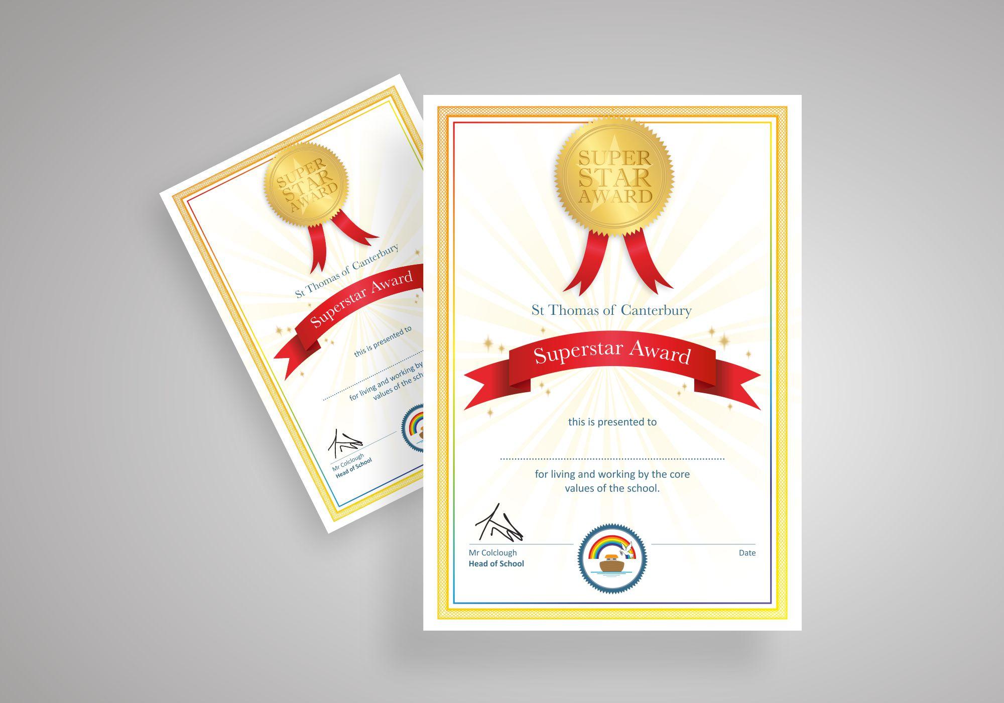 Certificate-School