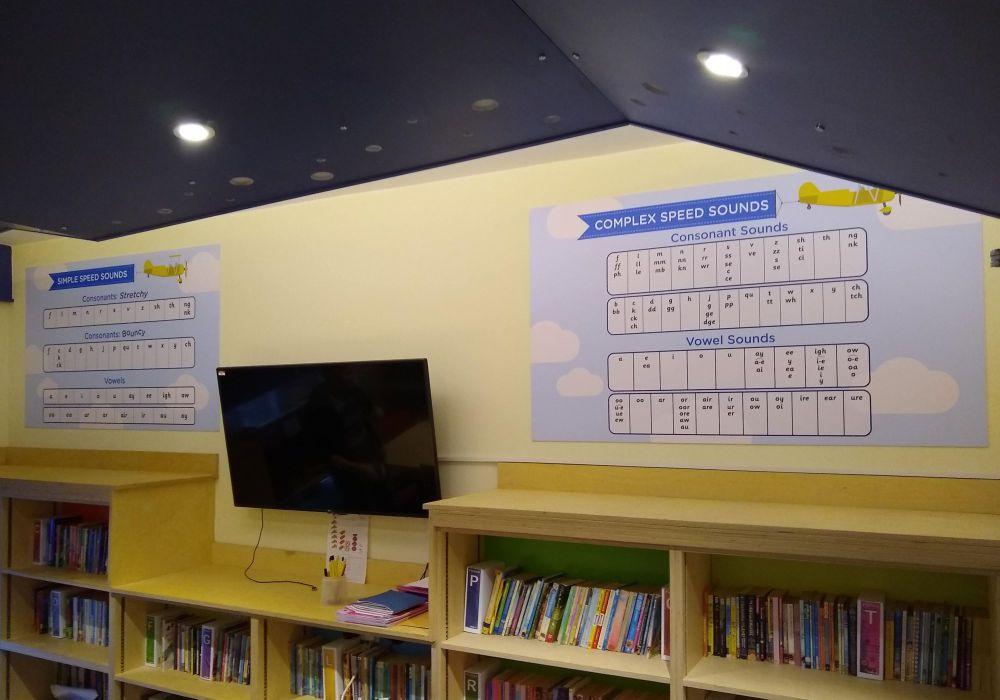Wall-Display-School-2