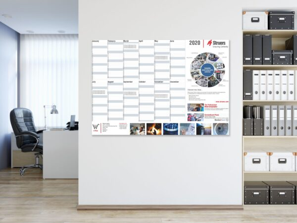 Wall Planner Example