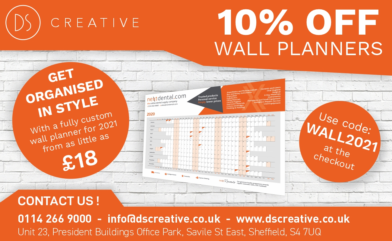 Wall Planners Offer