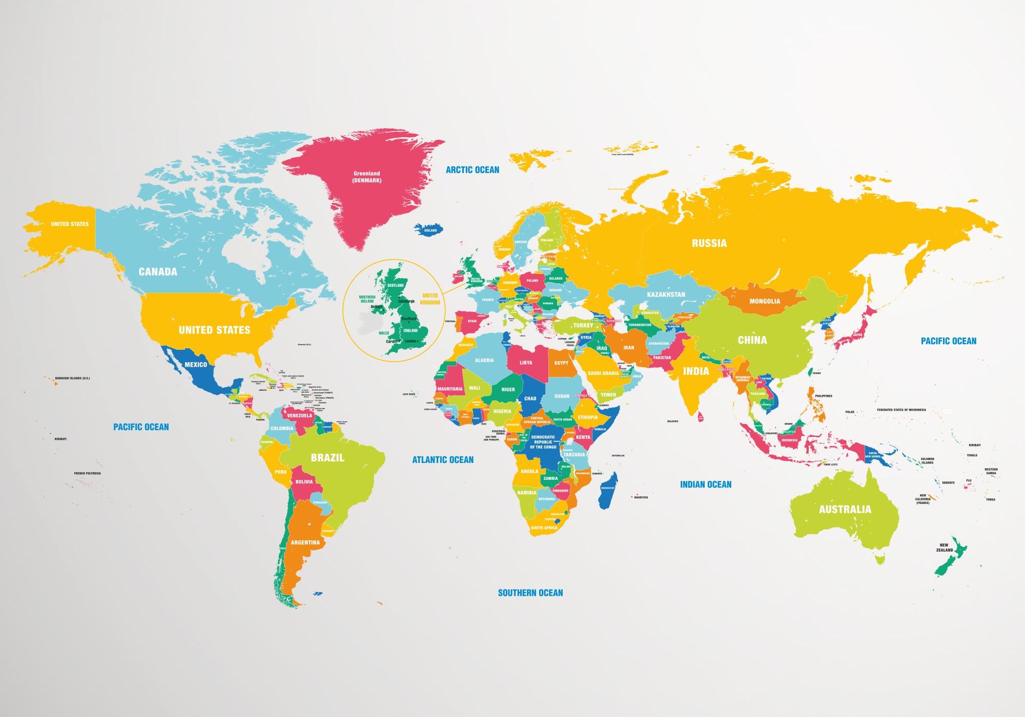 World Maps thumb