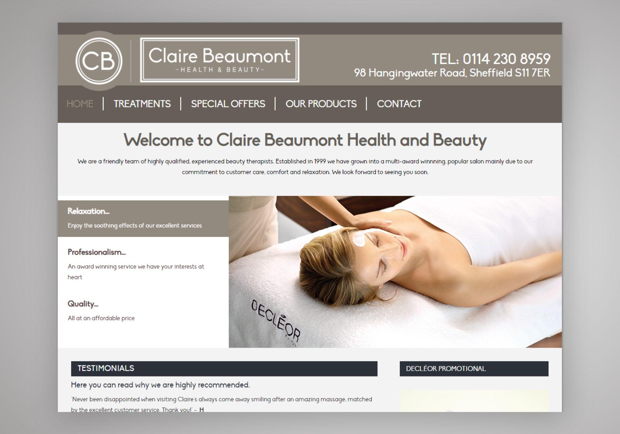 website-beauty