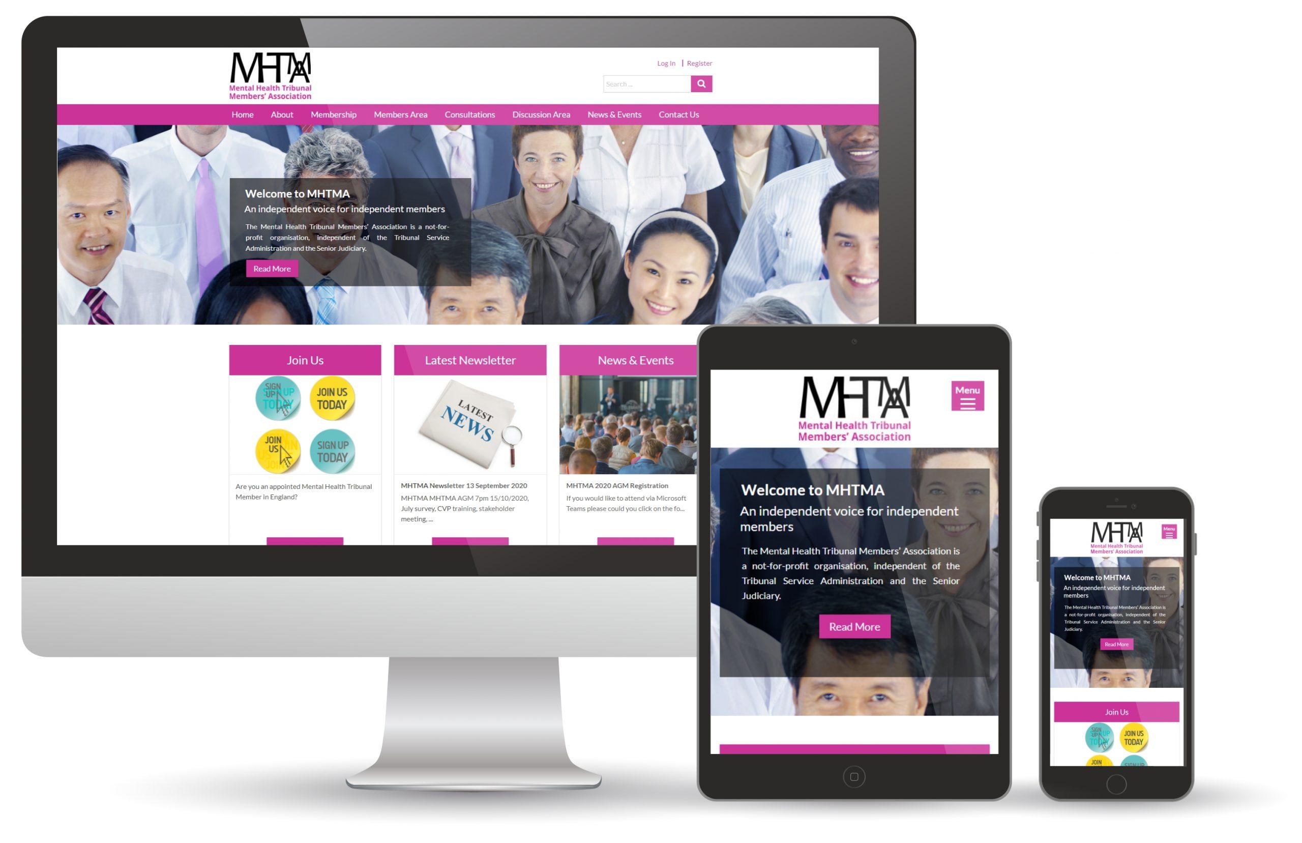 MHTMA Mockup