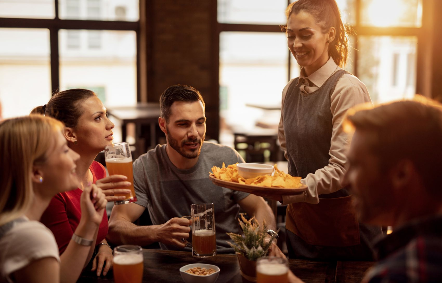 Hospitality-restaurant-service