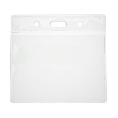 Clear Vinyl Card Holder